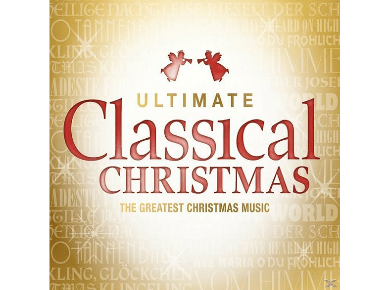 VARIOUS - Ultimate Classical Christmas [CD]