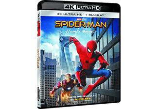 Spider-man: Homecoming - 4K Ultra HD + Blu-Ray