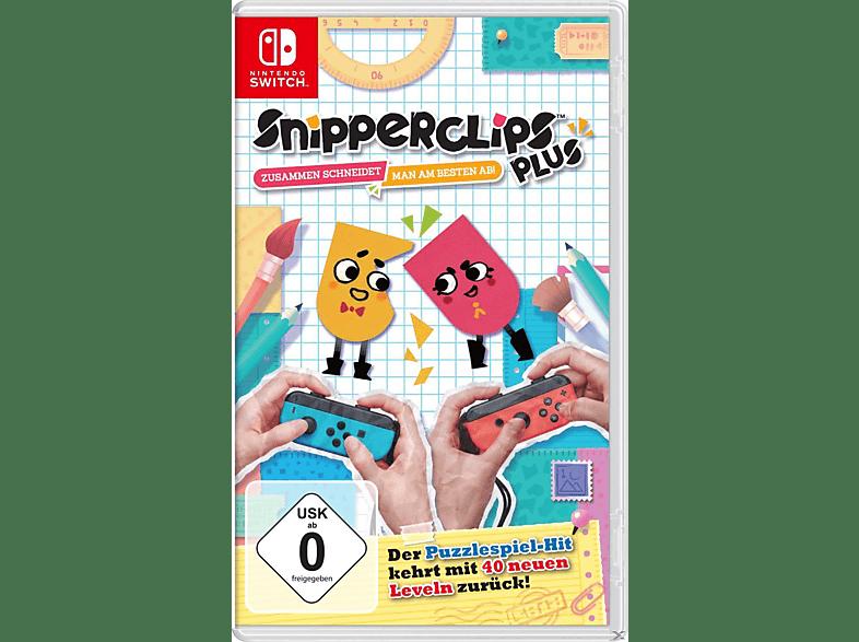 Snipperclips - Zusammen schneidet man am besten ab! [Nintendo Switch]