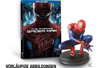The Amazing Spider-Man - (3D Blu-ray)