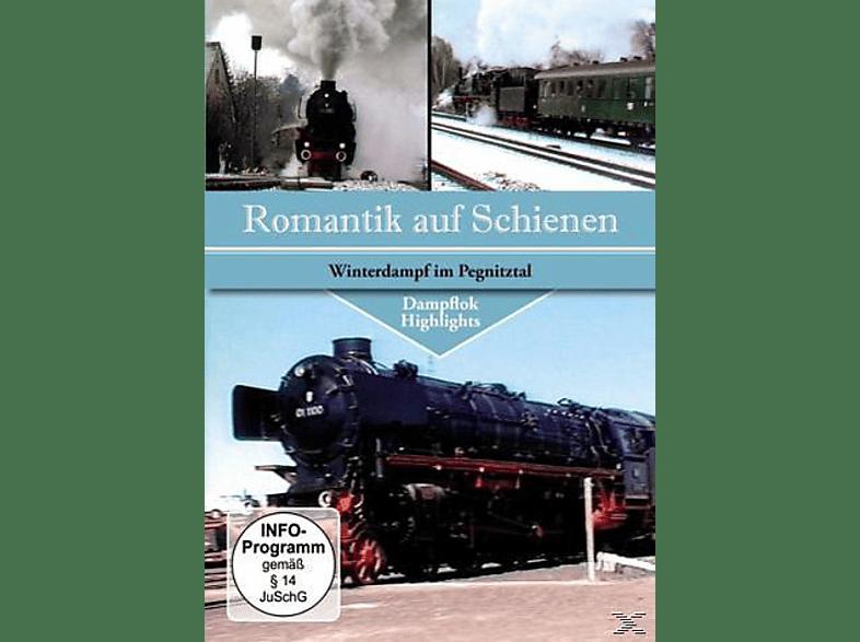 Romantik Auf Schienen-Winterdampf Im Pegnitztal [DVD]