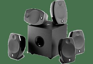 FOCAL Heimkino Lautsprecher Set Sib Evo 5.1, schwarz