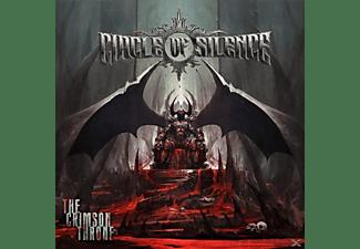 Circle Of Silence - The Crimson Throne (Ltd.Gatefold)  - (Vinyl)