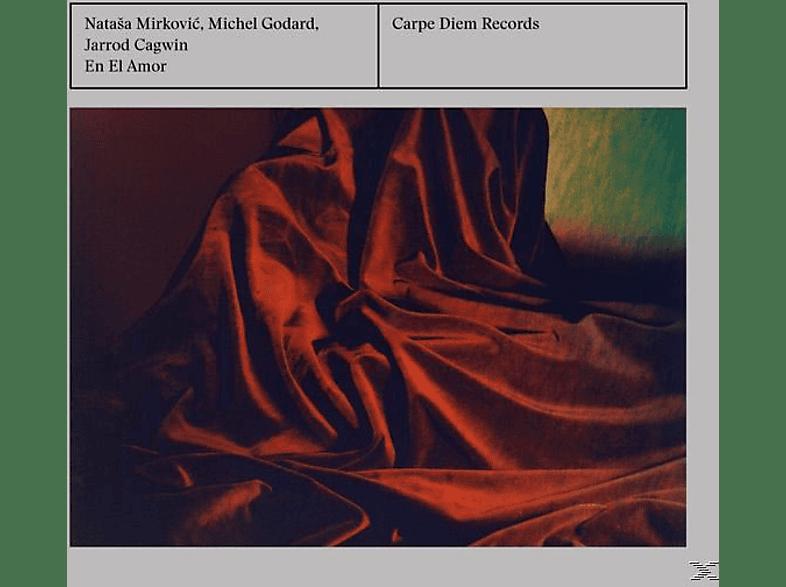 Natasa Mirkovic, Michel Godard, Jarrod Cagwin - En el Amor-Sephardische Lieder [CD]