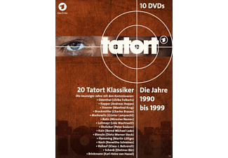 Tatort-Klassiker 90er Box (1-3) (1990-1999) DVD