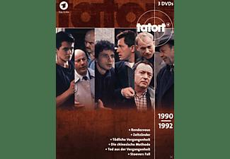Tatort-Klassiker 90er Box(1) (1990-1992) DVD
