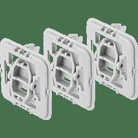 BOSCH 8750000414 Adapter 3er-Set Kopp (K), Weiß