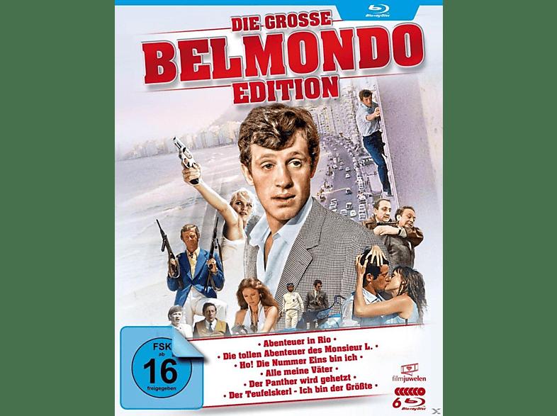 Die grosse Belmondo-Edition [DVD]