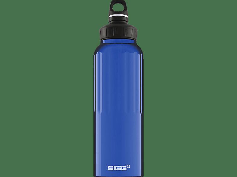 SIGG 8256.1 WMB Traveller Dark Blue Trinkflasche