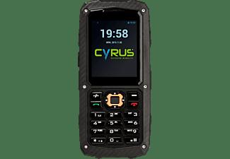 CYRUS CM8 Outdoor Handy, Schwarz