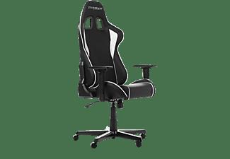 DXRACER Formula Black/White Gaming Stuhl, Schwarz/Weiß