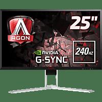 AOC AGON AG251FG 24.5 Zoll Full-HD Gaming Monitor (1 ms Reaktionszeit, G-SYNC, 240 Hz)