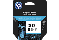 HP 303 Tintenpatrone Schwarz (T6N02AE )