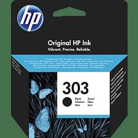 HP 303 Tintenpatrone Schwarz (T6N02AE)