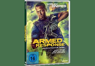 Armed Response - Unsichtbarer Feind DVD