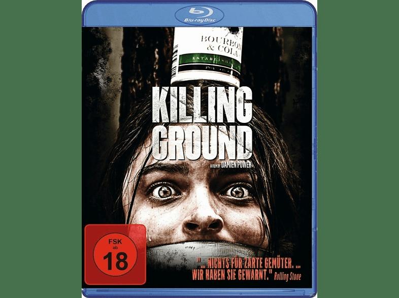 KILLING GROUND [Blu-ray]