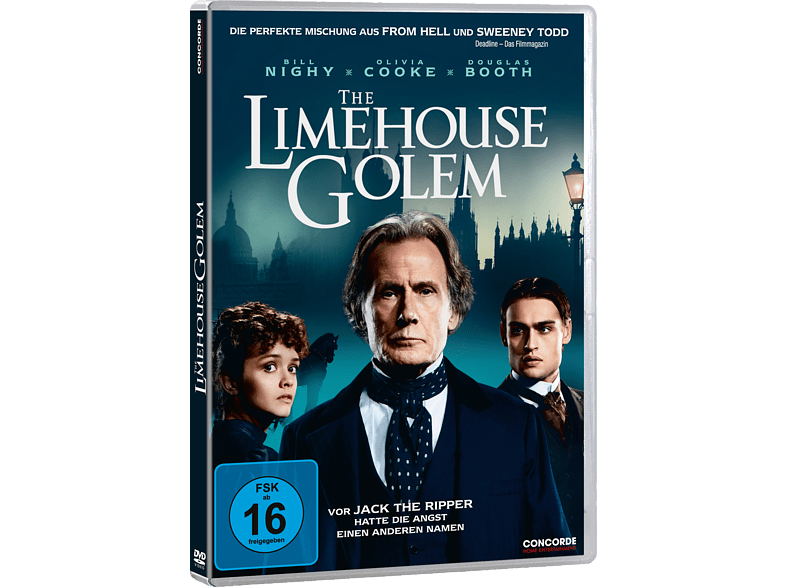 The Limehouse Golem [DVD]