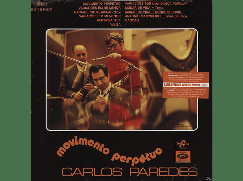 Carlos Paredes - Movimento Perpetuo [Vinyl]
