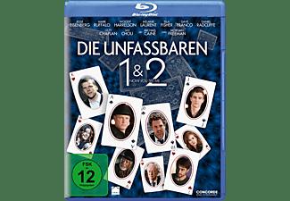 Die Unfassbaren 1 + 2 Blu-ray