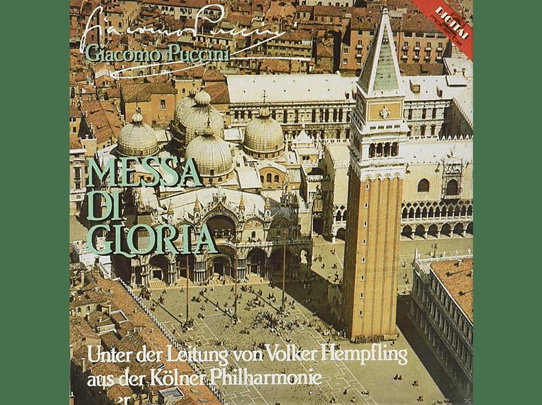 Thomas Dewald, Ulrich Hielscher, Die Mitglieder Des Guerzenichorch - Messa Di Gloria [CD]