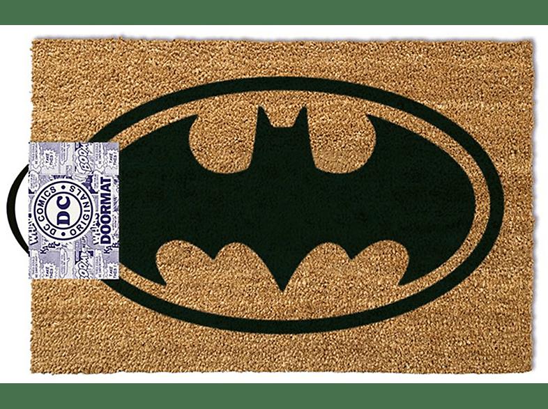 Batman Logo Kokosfasermatte