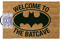 Batman Welcome to the Batcave Kokosfasermatte
