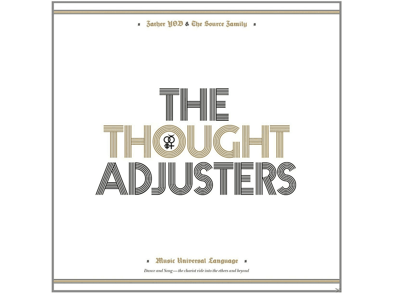Father Yod And The Source Family - The Thought Adjuster [Vinyl]