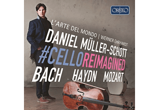 Daniel Müller-schott, L'arte Del Mondo - Cello Reimagined  - (CD)