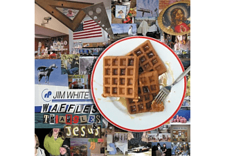 Jim White - Waffles,Triangles & Jesus (Heavyweight 2LP+MP3) - (LP + Download)