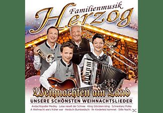 Familienmusik Herzog - Weihnachten am Land-unsere schönsten Weihnachtsl.  - (CD)