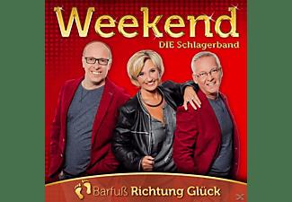 The Weekend - Barfuß Richtung Glück-30 jähriges Bühnenjubiläum  - (CD)