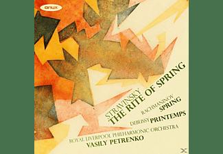 Royal Liverpool Philharmonic Orches - Printemps/Vesna/Le Sacre du Printemps  - (CD)
