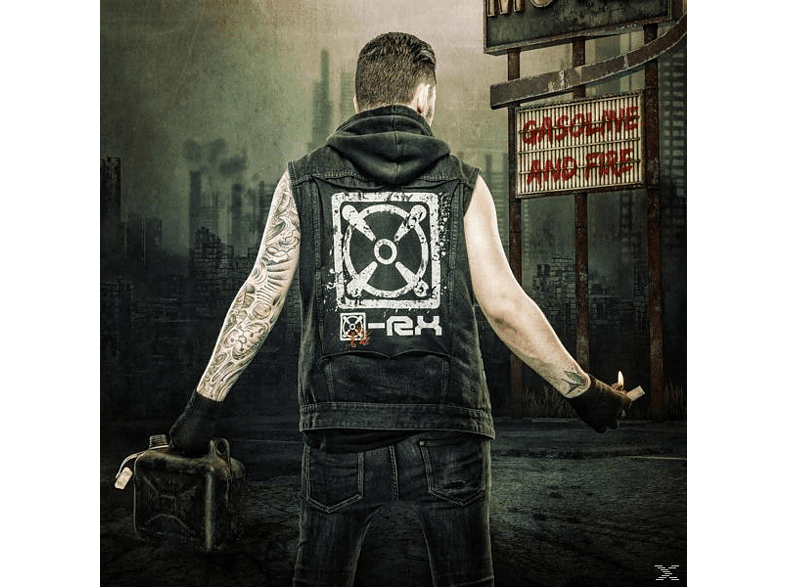 X-rx - Gasoline And Fire [CD]