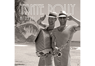 Tante Polly - Hitzefrei - (CD)