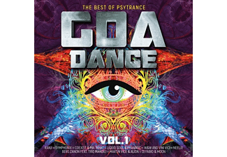 VARIOUS - Goa Dance Vol.1 û The Best Of Psyt - (CD)