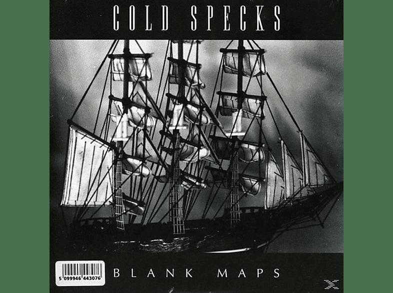 Cold Specks - Blanks Maps/Winter Solstice [Vinyl]