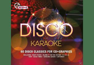 VARIOUS - Disco Karaoke  - (CD)