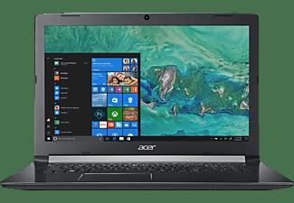 ACER Aspire 5 (A517-51-59V5), Notebook mit 17,3 Zoll Display, Core™ i5 Prozessor, 8 GB RAM, 1 TB HDD, Intel® HD-Grafik 620, Schwarz