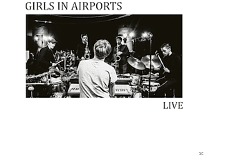 Girls In Airports - Live  - (Vinyl)