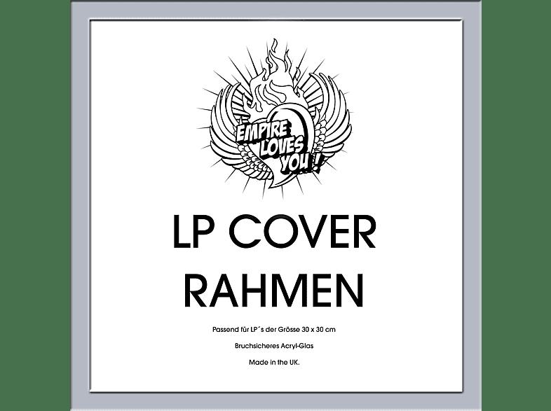 - LP Plattencover Rahmen (silber) [Sonstiges]