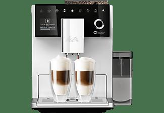 MELITTA F 630-101 CI Touch® Kaffeevollautomat Silberfarbig