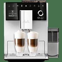 MELITTA F 630-101 CI Touch® Kaffeevollautomat Silber/Schwarz