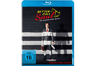 Better call Saul - Die komplette dritte Season - (Blu-ray)