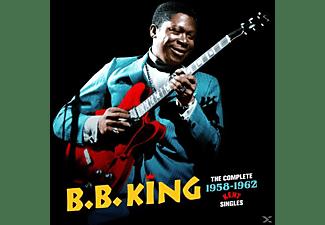 B.B. King - The Complete 1958-1962 Kent Singles+3 Bonus  - (CD)