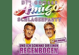 Die Amigos - Die große Amigos Schlagerparty  - (CD)