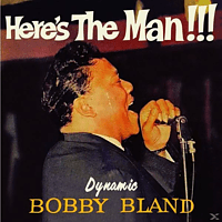 Bobby Blue Bland - Here's The Man!!!+10 Bonus Tracks [CD]