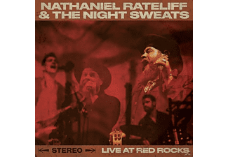 Nathaniel Rateliff And The Night Sweats - Live At Red Rocks (2LP) - (Vinyl)