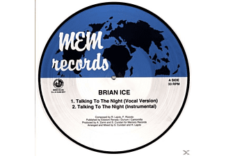 Brian Ice - Talking To The Night - (Vinyl)