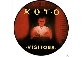 Koto - .Visitors.  - (Vinyl)