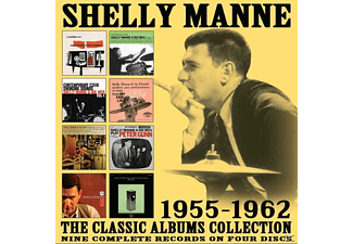 Shelly Manne - The Classic Albums Collection: 1955-1962 - (CD)